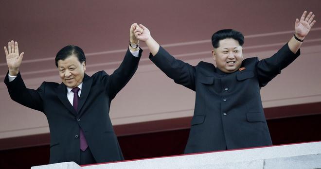 Giấc mộng Trung Hoa của ông Tập đối mặt nguy cơ đổ bể tan tành vì vấn đề Triều Tiên - Ảnh 1.