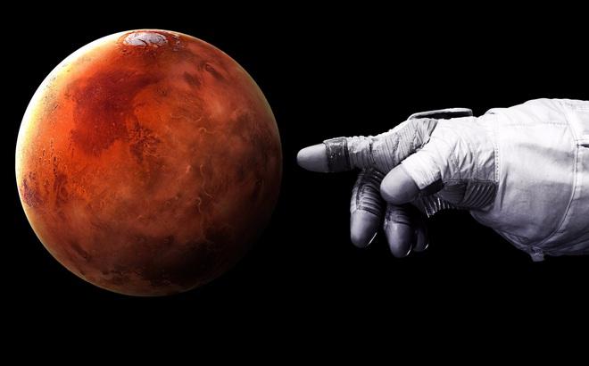 Khao khát của con người vươn tới sao Hỏa.