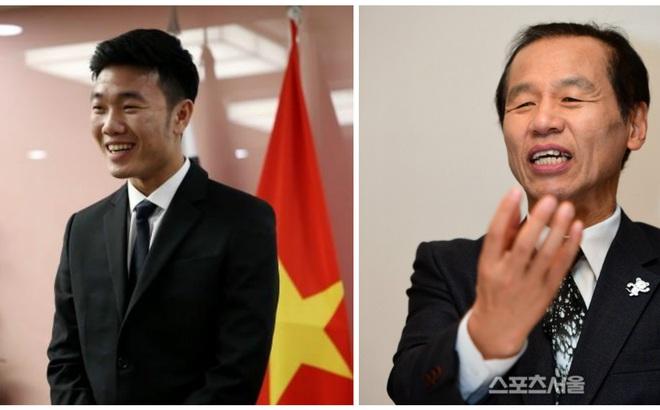 Xuân Trường nhận tin quan trọng từ Thống đốc tỉnh Gangwon