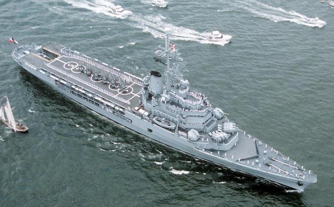 Pháp cử tàu chiến tập trận với Anh-Mỹ-Nhật ở Biển Đông, TQ lo sợ nhắc chuyện