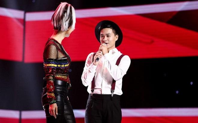 Giám khảo sửng sốt trước thí sinh nam hát giọng nữ, dám đấu giọng với Thu Minh