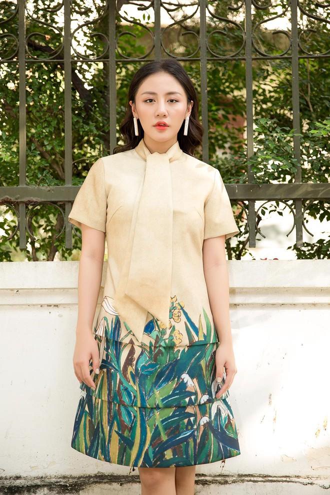 Văn Mai Hương điệu đà dạo phố dịp cuối năm - Ảnh 12.