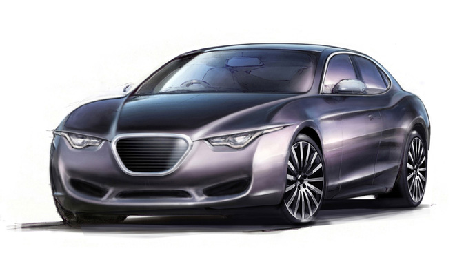 20 mẫu xe ô tô thiết kế dành riêng cho người Việt, đẹp không kém các thương hiệu nổi tiếng - Ảnh 11.