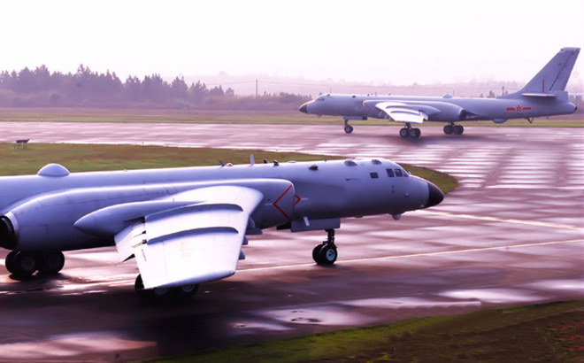 """CNN: Lo ngại về Triều Tiên, Trung Quốc đưa máy bay ném bom vào tình trạng """"báo động cao"""""""