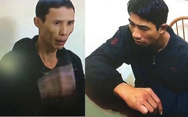 Chân dung 2 kẻ giết tài xế xe tải, cướp sắt ở Bắc Ninh