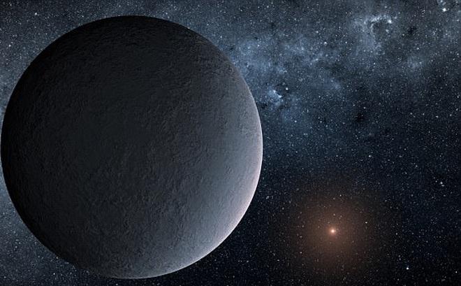 Phát hiện hành tinh OGLE-2016-BLG-1195Lb cực lạnh, có khối lượng giống Trái Đất. Ảnh: NASA
