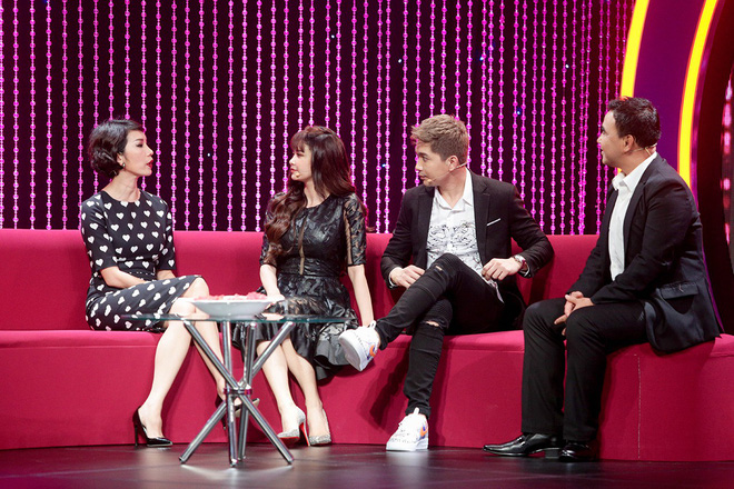 Sau nhiều năm không được bố mẹ vợ chấp nhận, chồng Trương Quỳnh Anh nói ra điều bất ngờ trên truyền hình - Ảnh 1.