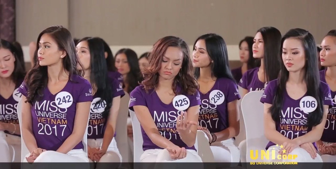 Hoa hậu Hoàn vũ Việt Nam tập 2: Thái độ vô kỷ luật của Mai Ngô gây ức chế - Ảnh 2.