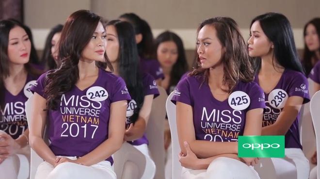 Hoa hậu Hoàn vũ Việt Nam tập 2: Thái độ vô kỷ luật của Mai Ngô gây ức chế - Ảnh 3.