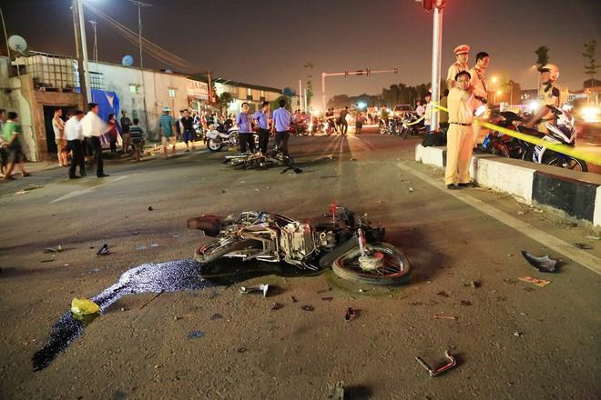 Gia đình bức xúc khi xe khách đâm 2 con gái tử vong nhưng không khởi tố - Ảnh 1.