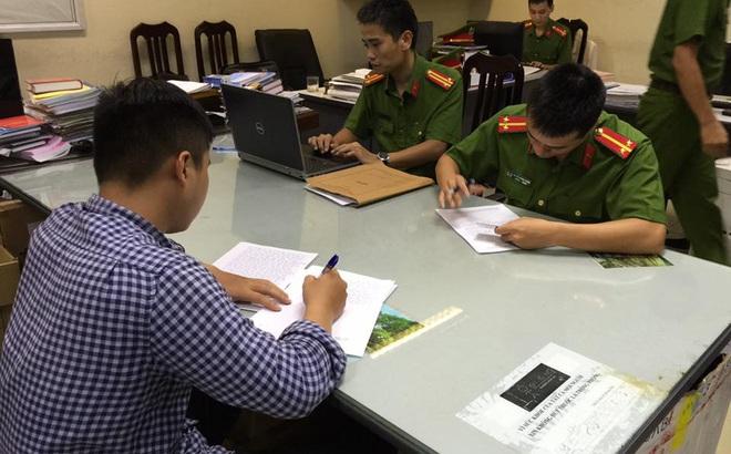 """Kẻ tung tin vụ án mạng """"chặt đầu"""" trong trung tâm thương mại ở Hà Nội khai gì?"""