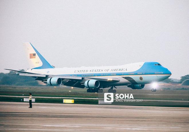 [ẢNH] Quy trình đảm bảo an toàn tuyệt đối cho tổng thống Trump tại sân bay ở Việt Nam - Ảnh 11.