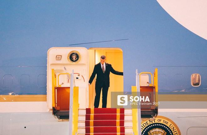 [ẢNH] Quy trình đảm bảo an toàn tuyệt đối cho tổng thống Trump tại sân bay ở Việt Nam - Ảnh 15.