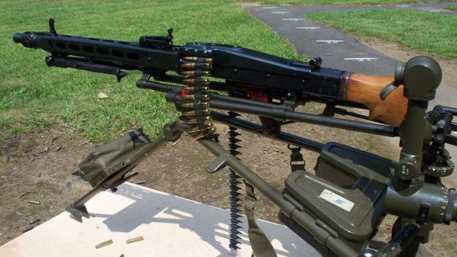 Rheinmetall MG3 - Súng máy phổ biến nhất của Đức có gì đặc biệt? - Ảnh 1.