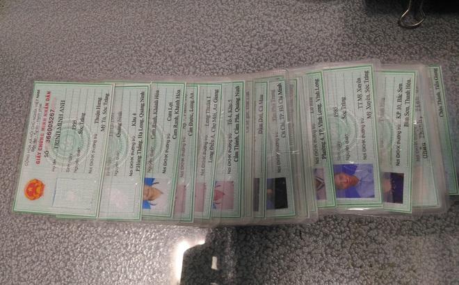 TP.HCM: Nhóm đối tượng dùng chứng minh thư giả lừa đảo nhiều tỷ đồng ở bưu điện