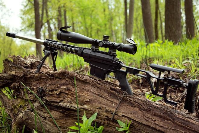 Dàn súng bắn tỉa được Lobaev Arms mang tới Army 2017 có gì đặc biệt? - Ảnh 2.