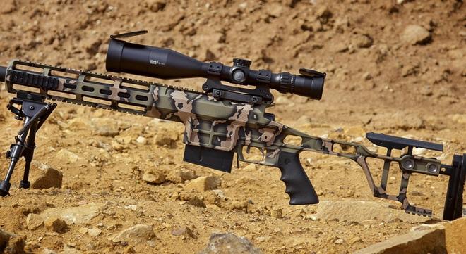 Dàn súng bắn tỉa được Lobaev Arms mang tới Army 2017 có gì đặc biệt? - Ảnh 4.