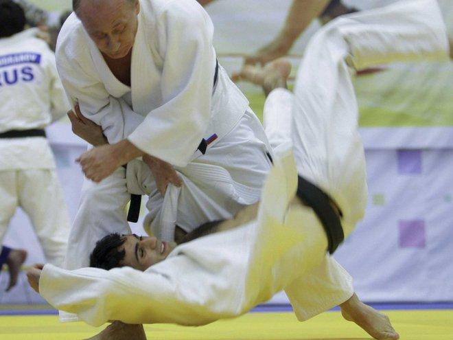 Người thách đấu nói gì về võ công của ông Putin? - ảnh 1