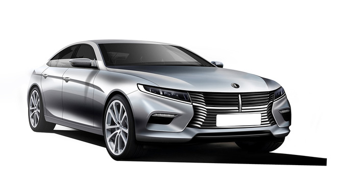 20 mẫu xe ô tô thiết kế dành riêng cho người Việt, đẹp không kém các thương hiệu nổi tiếng - Ảnh 8.