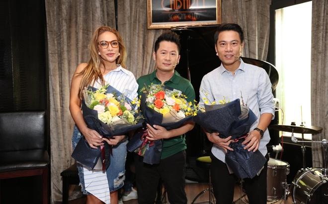 Bằng Kiều, Thanh Hà, Đạo diễn Hoàng Giang tiết lộ nhiều thông tin hot
