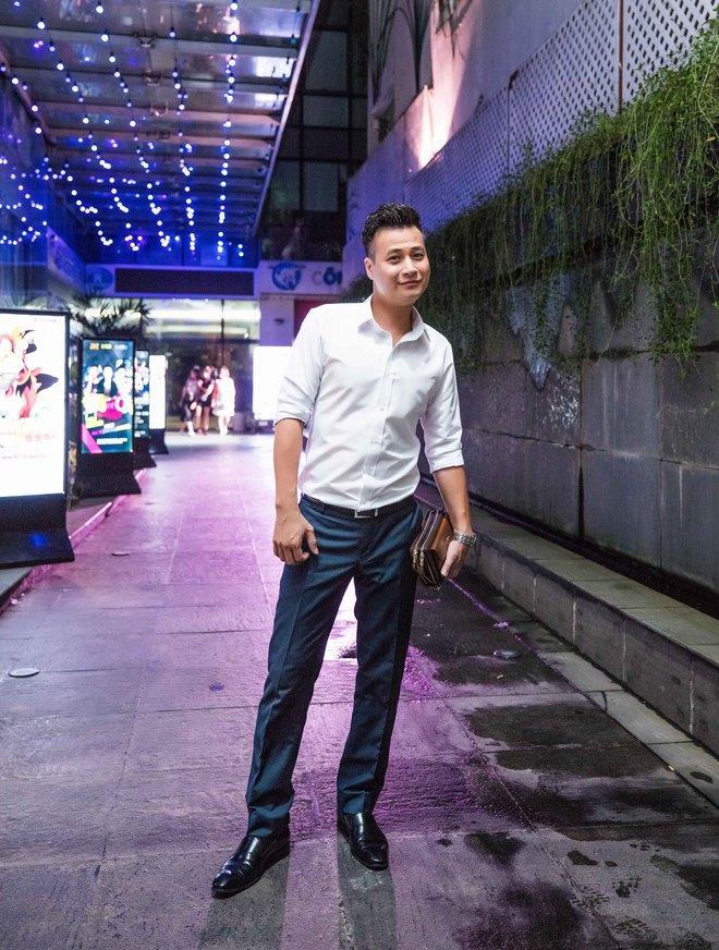 Phan Hương, Khải Sở Khanh