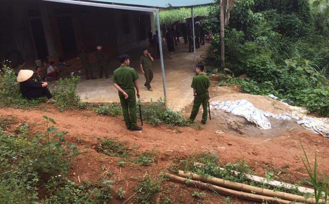 Dựng hiện trường vụ ác mẫu ép 2 con thắt cổ, dọa bắt uống thuốc diệt cỏ vì mất 7000 đồng