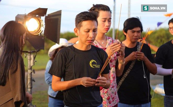 Đạo diễn phim Lô-tô: Hối tiếc về cái chết của mẹ