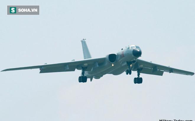 Hình ảnh hé lộ khả năng tấn công mới của H-6K Trung Quốc