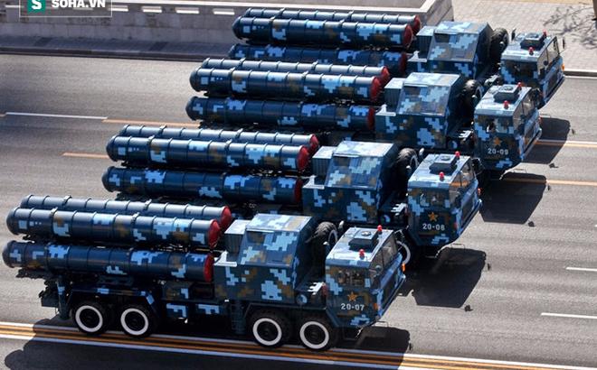 Tướng Trung Quốc: 500 tên lửa ở biển Đông sẽ hoạt động nếu Bắc Kinh bị đe dọa