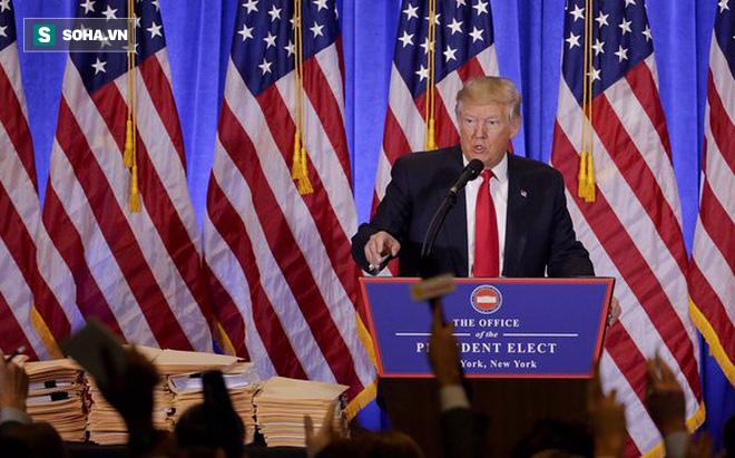 """Trump """"đổi chiều"""" khi nói về tấn công mạng bầu cử Mỹ: Tôi nghĩ thủ phạm là Nga"""