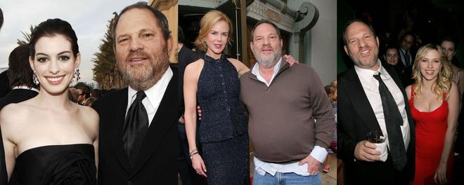 Ông trùm Hollywood và bê bối sex: Đế chế sụp đổ, tộc ác được vạch trần - Ảnh 2.