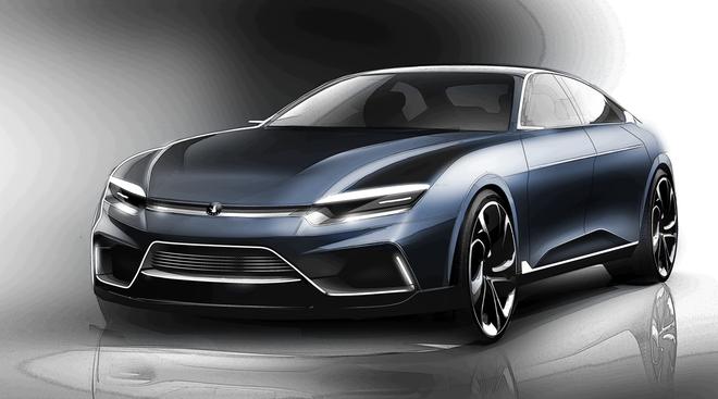 20 mẫu xe ô tô thiết kế dành riêng cho người Việt, đẹp không kém các thương hiệu nổi tiếng - Ảnh 6.