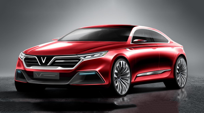 20 mẫu xe ô tô thiết kế dành riêng cho người Việt, đẹp không kém các thương hiệu nổi tiếng - Ảnh 4.