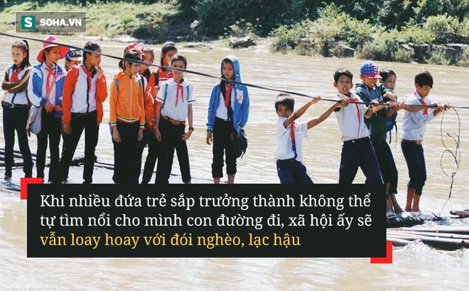 Cha mẹ Việt muốn con cái theo nghề của mình: Hãy nghĩ kỹ!