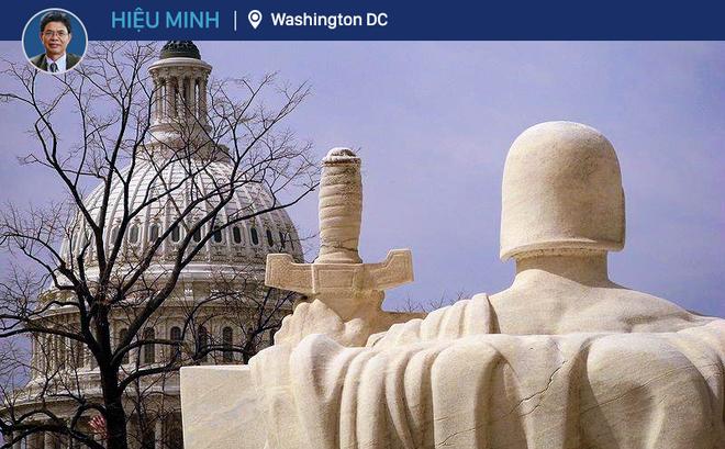Từ Washington DC: Ai có thể khống chế quyền lực của Tổng thống Mỹ?