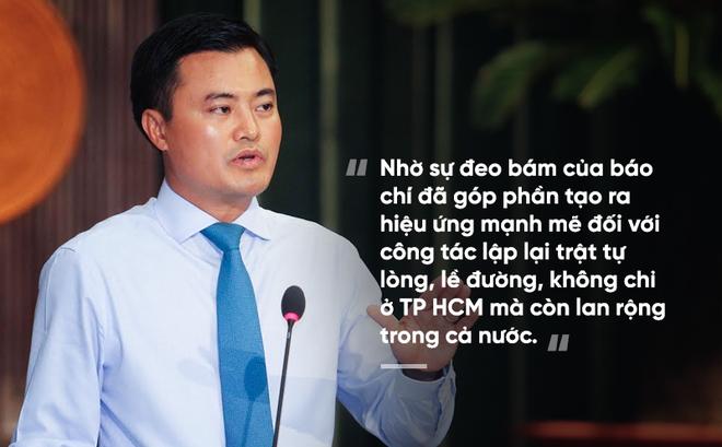 Cafe sáng định kỳ với Giám đốc Sở GTVT TP Hồ Chí Minh