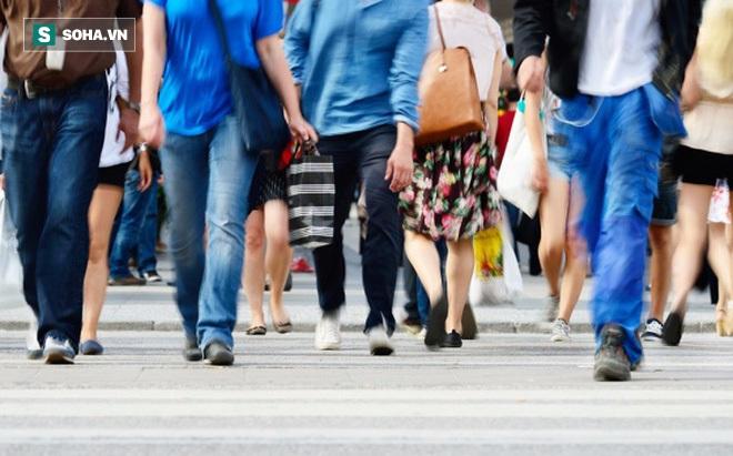 Đất nước có người dân lười đi bộ nhất thế giới nằm trong khu vực Đông Nam Á