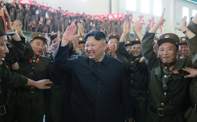 Triều Tiên thử bom H là đòn đánh mạnh vào chính quyền Trump, Mỹ chỉ còn một giải pháp
