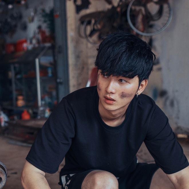Sự thật về anh chàng sửa xe máy điển trai ở Đắk Lắk được dân mạng tìm kiếm - ảnh 2