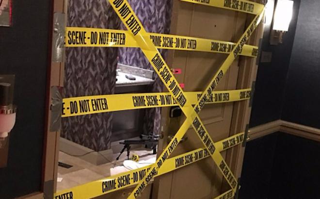 Bảo vệ khách sạn ở Las Vegas được phong anh hùng