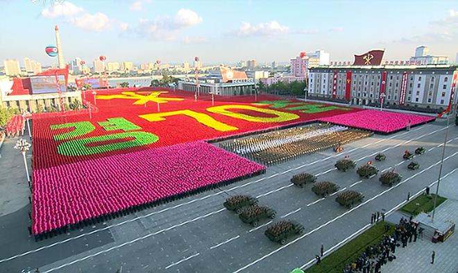 Triều Tiên không thử tên lửa, hạt nhân trong ngày trọng đại: Tin vui hay cảnh báo ngầm? - Ảnh 1.
