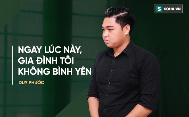 """Con trai Lê Giang khẩn thiết: """"Mẹ con tôi không hận thù, không oán trách ba"""""""