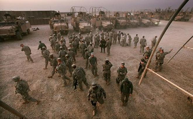 """Lính Mỹ bị đe doạ thành """"bia ngắm"""" ở Trung Đông vì tuyên bố của ông Trump"""