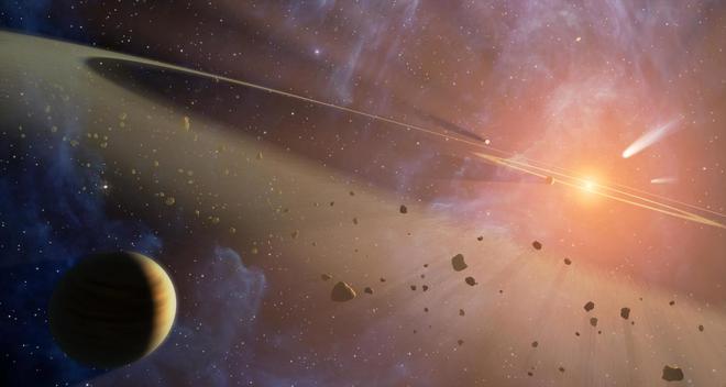 Phát hiện hệ hành tinh mới nhất gần Hệ Mặt trời: Chìa khóa giải mật sự sống thủa sơ khai - Ảnh 1.
