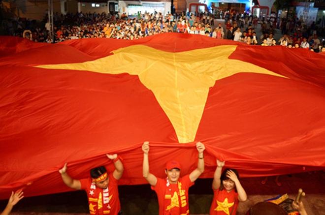 Vũ khí tinh thần của Việt Nam tại SEA Games mắc kẹt trên đất Malaysia - Ảnh 2.