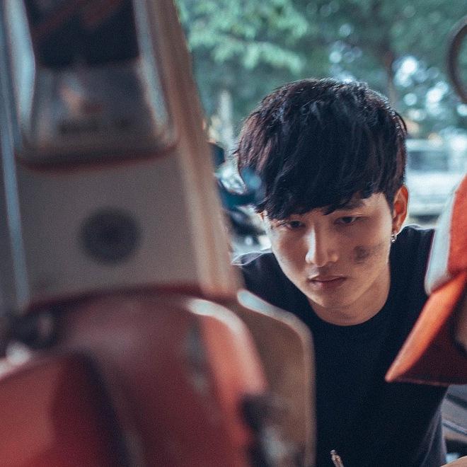 Sự thật về anh chàng sửa xe máy điển trai ở Đắk Lắk được dân mạng tìm kiếm - ảnh 3