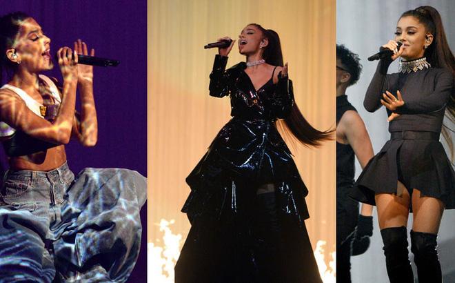 Đón bão vé miễn phí dự show Ariana Grande cùng Yamaha Grande