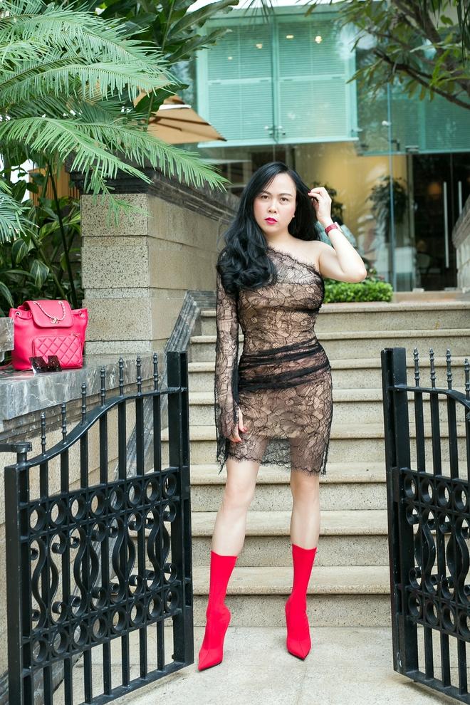 Phượng Chanel tái xuất, hợp tác với Ngọc Trinh trong dự án giải trí khủng - Ảnh 4.