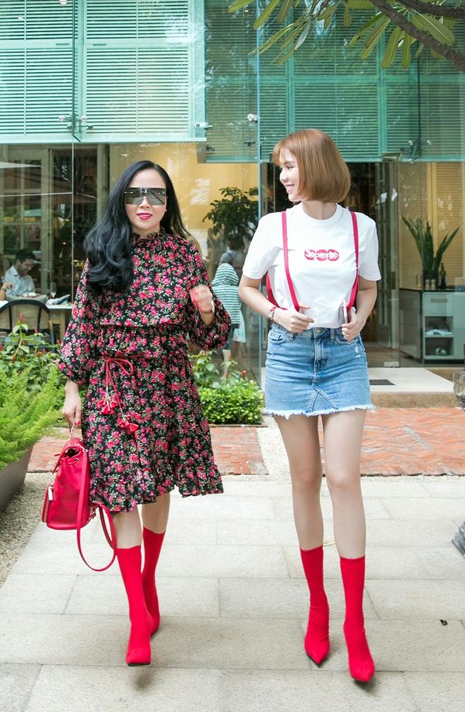 Phượng Chanel tái xuất, hợp tác với Ngọc Trinh trong dự án giải trí khủng - Ảnh 2.