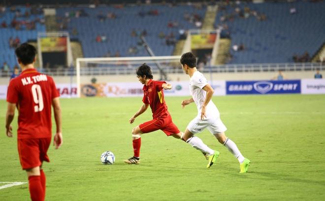 Diễn biến chi tiết U22 Việt Nam 6-1 Busan FC: Đoàn quân áo đỏ toàn thắng trên đất Hàn Quốc